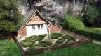 Die Klause in der Verena-Schlucht: die Bürgergemeinde Solothurn sucht einen neuen Einsiedler.