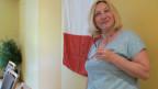 Laura Moitzi leitet das Altersheim in Rorschach, das sich in einer Wohngruppe speziell um italienische Senioren kümmert.