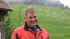 Ein Mann wie ein Bär: Bauer André Marty hat den Bären im Hoch-Ybrig gesehen.