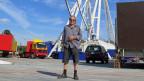 Wenn die Anderen feiern, hat er den grössten Teil seiner Arbeit bereits getan: Sepp Spengler, seit 30 Jahren Platzmeister am «Züri-Fäscht»