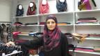 Ilahije Asani - Inhaberin der Kleiderboutique