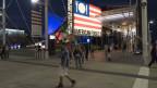 Der Pavillon der Amerikaner an der Expo in Mailand.