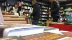 Der Buchladen in Egg ist offen und funktioniert.