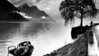 Unfallfotos als Kunst: Eine der Aufnahmen aus dem Fundus von Arnold Odermatt.