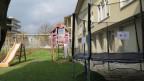 Die Asylunterkunft Zofingen im ehemaligen Pflegeheim des Spitals bot Platz für rund 140 Asylbewerber.