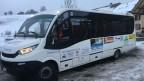 Ein Bürgerbus wird durch Spenden oder Sponsoring finanziert