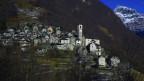 Eine schöne Kulisse für ein Hotel: Das Dorf Corippo.