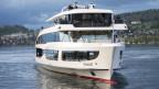 Das neuste Kursschiff auf dem Vierwaldstättersee: Diamant