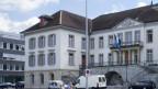 Das Aargauer Regierungsgebäude.