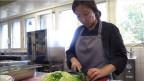 In Altstätten kochen Asylsuchende: Spaghetti mögen alle gern