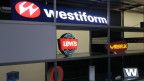 Leuchtbuchstaben bei Westiform