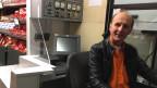 Roland Früh sitzt wieder am Steuer eines Migros-Verkaufswagens.