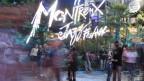 Bis zu 200'000 Besucher gehen ans Jazz-Festival nach Montreux.