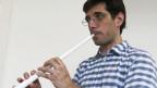 Er ist Musiker und Tüftler: Ricardo Simian