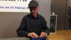 Stefan Hofmann ist seit Geburt sehbehindert. Vor sieben Jahren erblindete er ganz.