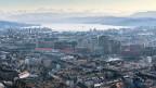 Der Wirtschaftsmotor in Zürich brummt.