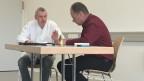 Der Hilfskoch und sein Chef: Giuseppe «Giusi» Manazza und Max Mettler.