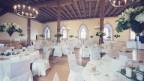 Der Rittersaal steht 2018 nicht für Hochzeiten zur Vefügung.