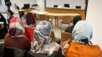 Gerichtsmitarbeiter dürfen in Basel kein Kopftuch tragen