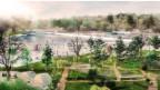 So könnte der Surfpark in Regensdorf aussehen.