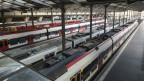 Audio «LU: Bahnhof Luzern am Wochenende gesperrt» abspielen.