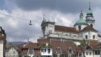 Die Sanierung der St.Ursen-Kathedrale Solothurn kostet rund 8 Millionen Franken.