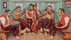 Appenzeller Tanzmusikante 1919