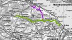 Die Finanzierung der geplanten Oberlandstrasse im Thurgau ist noch unklar. Die Regierung will Geld auf die Seite legen.