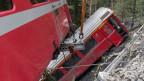 Der Zug entgleiste, dabei starb eine Person.