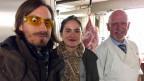 «Wir träumen davon, dass die Olma-Bratwurst irgendwann vegan wird», sagt Lea Fuchser von «Vegallen».