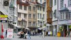 Urbanes Logistikcenter für weniger Verkehr in St. Gallen