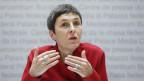 Die St. Galler Barbara Gysi will nicht SP-Präsidentin werden