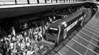 Vor 20 Jahren fuhr die erste S-Bahn in den Bahnhof Stadelhofen