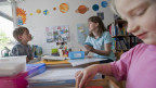 Auch Elterngespräche und Bibliotheksbetreuung sollen neu zur Arbeitszeit der Lehrerinnen und Lehrer zählen.