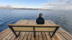 Am See flanieren und sich erholen: in vier Wochen entscheidet sich, ob der Kompromiss zum Seeuferweg durchkommt