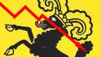 Der Schaffhauser Bock blickt den roten Zahlen entgegen