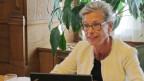 Rosemarie Widmer Gysel, Finanzdirektorin Kanton Schaffhausen.