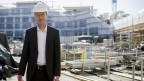 Die Finanzen sind eine Baustelle: Daniel Leupi ist seit 100 Tagen Finanzvorstand.