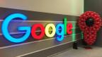 Die Google-Büros in der ehemaligen Sihlpost.