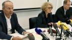 Stadträte Wolff, Mauch und Leupi: «unangemessene Tonalität»