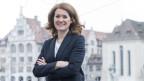Portrait von SVP-Politikerin Susanne Brunner.