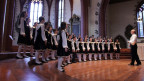 Laschar ir audio «Festival europeic da chors da giuvenils Basilea».