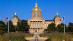 Capitol da Iowa.