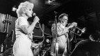 Teresa Brewer e Clark Terry al festival da jazz a Montreux l'onn 1983.