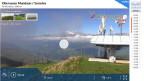 La camera-web da Sursaissa Mundaun cun l'opziun da guardar quellas da Breil