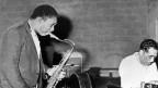 John Coltrane e Duke Ellington ad in concert a Turitg l'onn 1967.