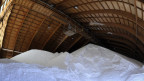 Davent da la Schweizerhalle vegn transportà il sal en svizra ed en il principi da Liechtenstein.