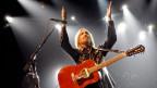 Il chantadur e ghitarrist american