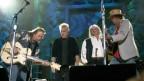 la supergruppa da folk-rock