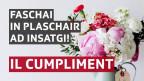 Geabain, quai è nov: Il cumpliment